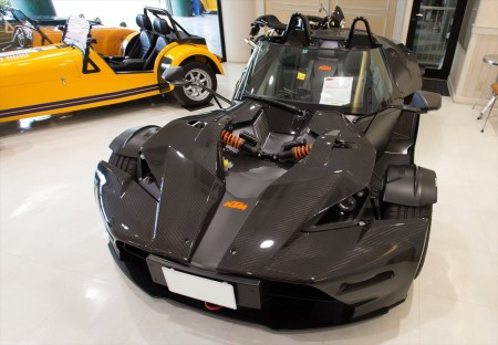 KTM X-BOW ?束 Witham Cars STORE Diary