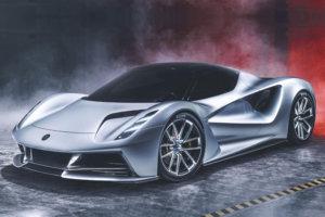 ロータス新型EVハイパーカー『エヴァイヤ』