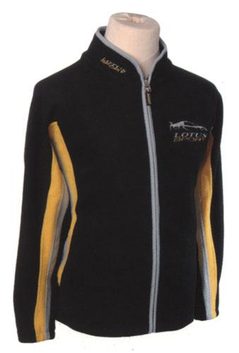 Lotus Sports Full Zip Fleece